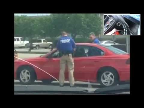 WATCH: Kid uses Police to ask a girl to the prom!