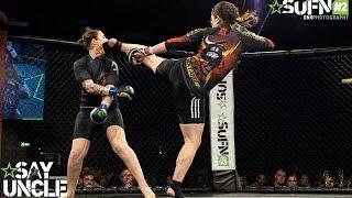 Nokaut roku! Najbardziej efektowny nokaut w kobiecym MMA jaki widziałem!