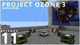 Project Ozone 3 Kappa Mode - EMPOWERED [E11] (Modded Minecraft Sky Block)