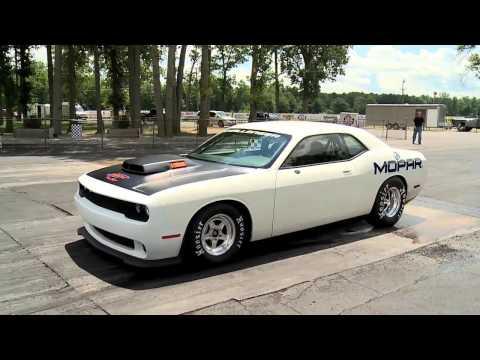 III - 2015 Series III Mopar Challenger Drag Pak - Test Car 1.