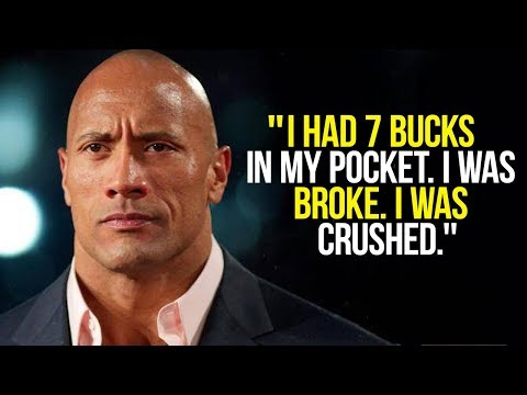"Dwayne ""the Rock"" Johnson's Speech Will Leave You Speechless - One Of The Most Eye Opening Speeches"