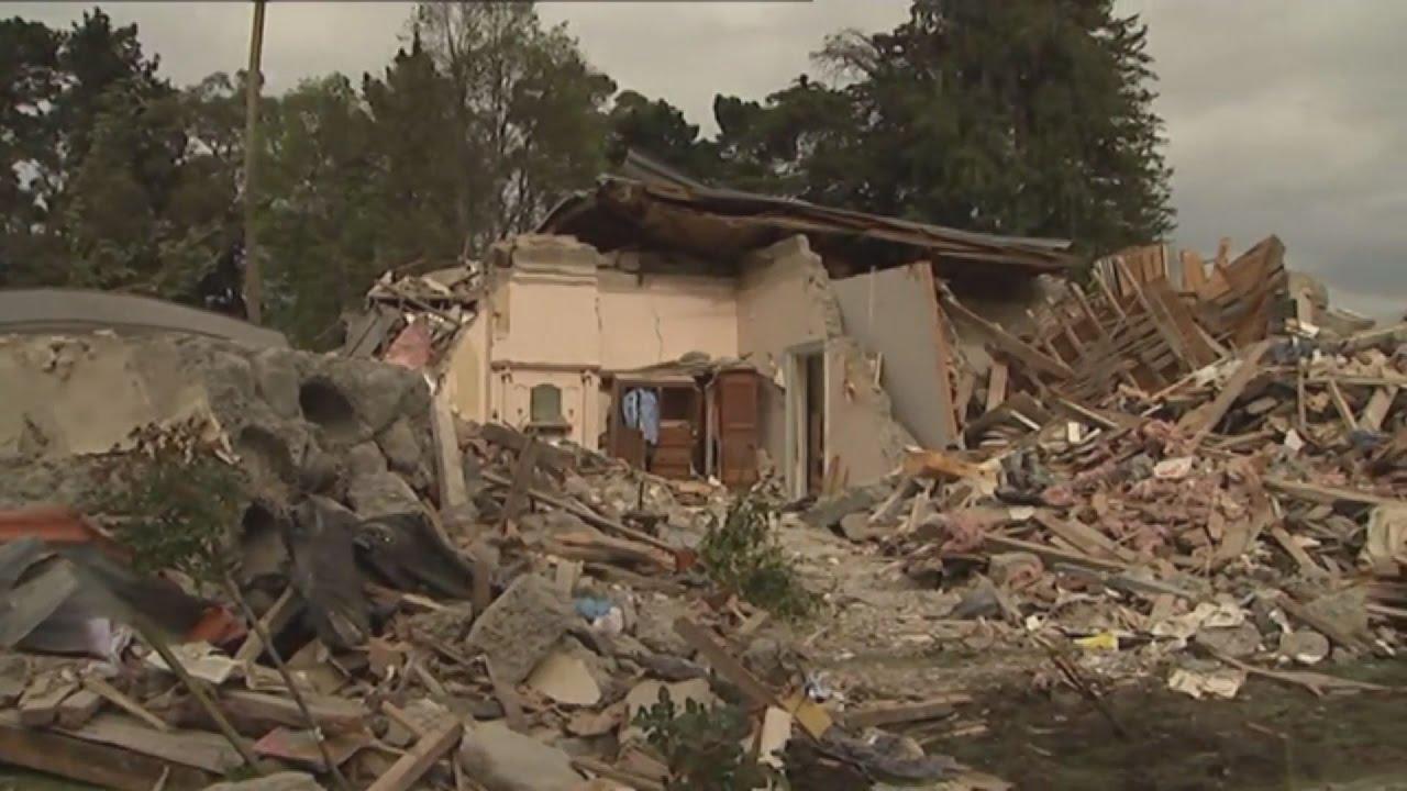 Δύο νεκροί από τον σεισμό 7,8 βαθμών στη Νέα Ζηλανδία