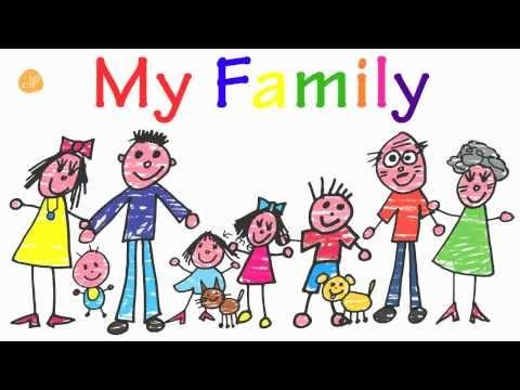 Family Vocabulary (ELF)