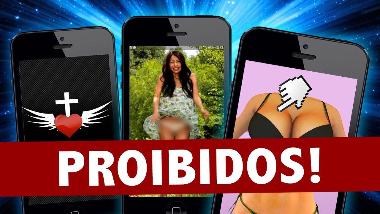 10 Aplicativos de Celular que foram PROIBIDOS!