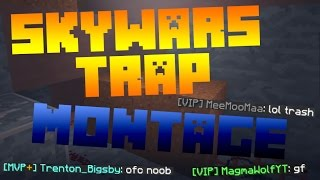 Here is my first trap montage, hope you enjoy! It took a while to make so please like the video! 10 likes for v2Server: mc.hypixel.netDiscord Channel: https://discord.gg/gnXrTqpMusic: Brodyquest - Lemon DemonMistake the Getaway Kevin MacLeod (incompetech.com)Licensed under Creative Commons: By Attribution 3.0 Licensehttp://creativecommons.org/licenses/by/3.0/