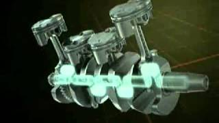7. Yamaha YZF R1 crossplane crankshaft technology explained