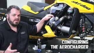 8. Setup Guide | Aerocharged Ski-Doo E-TEC