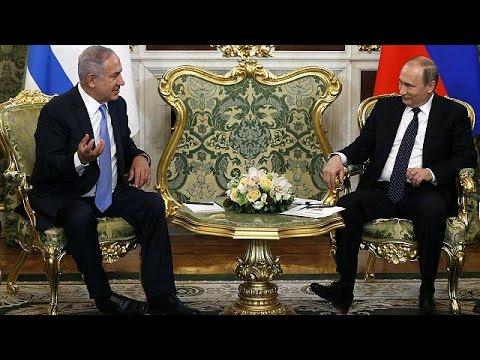 Ρωσία: Συνάντηση Πούτιν- Νετανιάχου στο Κρεμλίνο