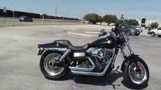 8. 336759 - 2012 HARLEY-DAVIDSON DYNA FAT BOB FXDF - Used Motorcycle For Sale