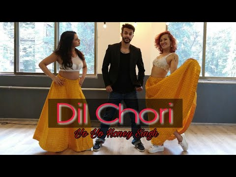 Dil Chori - Yo Yo Honey Singh | Sonu Ke Titu Ki Sweety | The BOM Squad Ft Noel Athayde