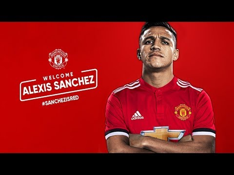 Video: OFFICIAL: Alexis Sanchez Signs For Manchester United! | Internet Reacts