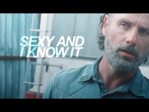 Rick Grimes   Sexy and I know it