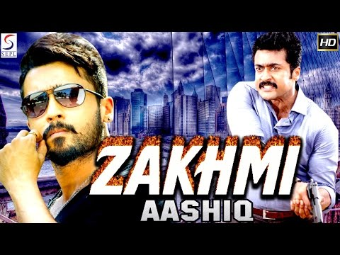 Zakhmi Aashiq  - Dubbed Hindi Movies 2017 Full Movie HD l Soorya, Trisha