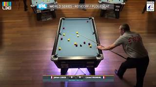 2017 - IPA WORLD SERIES FRANCE