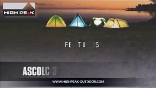 Палатка для семейного отдыха High Peak Ascoli 3