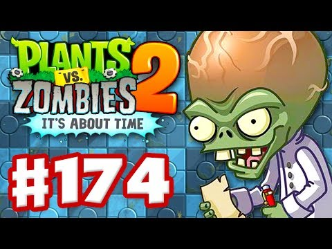 Plants vs. Zombies 2: It's About Time - Gameplay Walkthrough Part 174