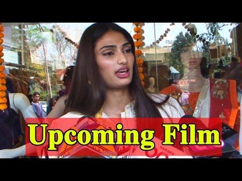 Athiya Shetty Speaks About Her Upcoming Film