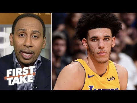 Download Stephen A. Smith: Lonzo Ball is 'starting to scare me'   First Take   ESPN HD Mp4 3GP Video and MP3