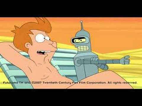 bender - Check out the exclusive trailer for Bender's Big Score 