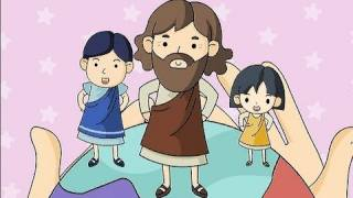 Muffin Songs - He's Got The Whole World In His Hands    Nursery Rhymes&children Songs With Lyrics