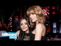 Camila Cabello Talks Leaving Fifth Harmony in First Interview & BBF Taylor Swift | Billboard News