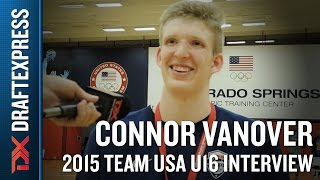 Connor Vanover 2015 Team USA U16 Interview