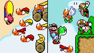 Another Mario WorldFLY AND EASY?★DOWNLOAD THE GAME:http://www.mediafire.com/file/olgyrliwz65ep6n/Another+Mario+World.rarCreated by(Hack): Super StiviboyDeveloper(s): Nintendo EADPublisher(s): Nintendo