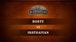 Justsaiyan vs Rosty, game 1