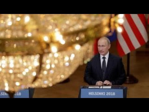Putin: Russian state has never interfered in America's election process (видео)