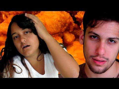 Video Las Chicas de Verdad nos Gusta el Pollo Frito - Andrea Maramara ft. Ramses Hatem download in MP3, 3GP, MP4, WEBM, AVI, FLV January 2017