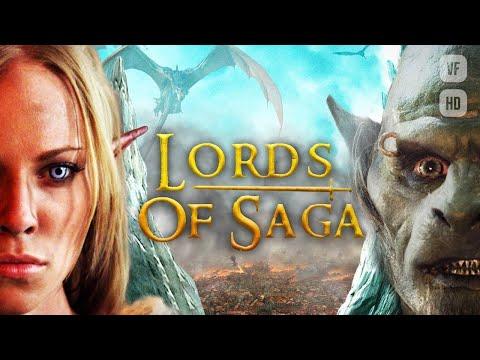 Lords of Saga 🧙♀️ - Film Complet en Français 2013 (Action, Aventure, Fantastique) 1080p