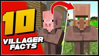 Video 10 Minecraft Things You Didn't Know About Villagers MP3, 3GP, MP4, WEBM, AVI, FLV Juli 2018