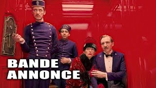 The grand budapest hotel - Bande annonce VOSTFR