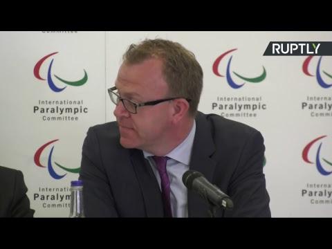 Пресс-конференция главы МПК по российским паралимпийцам