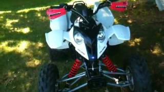 7. 2007 Polaris 500 Predator walkaround