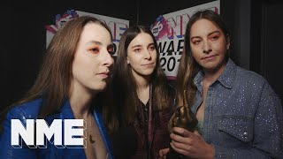 "Haim: ""We're coming back to the UK"" 