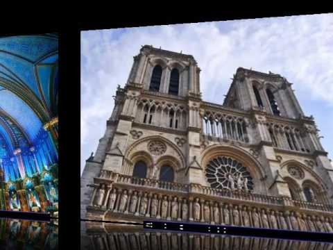 Notre Dame |Pictures Of Most Beautiful & One Of The World Best Location To Visit