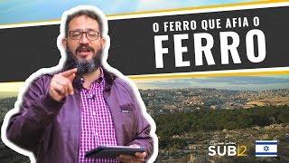 O FERRO QUE AFIA O FERRO - Luciano Subirá