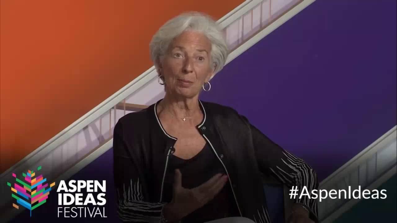 Λαγκάρντ: Εξαιρετική ιδέα η μόνιμη διεξαγωγή των Ολυμπιακών στην Αθήνα