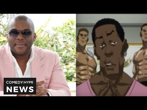 Real Life People Roasted By 'The Boondocks' - CH News