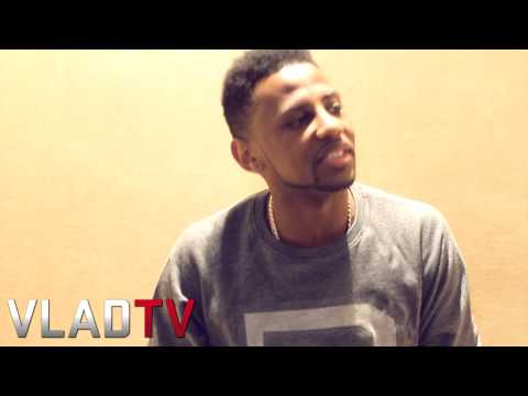 Beef - http://www.vladtv.com/ - Famed NY rapper Fabolous shares his thoughts on rappers on Twitter, revealing that he backed away from joking with rappers on the so...