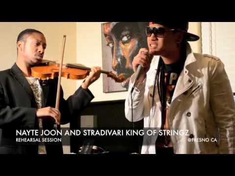 NAYTE JOON REHEARSAL W/ STRADIVARI THE KING OF STRINGS