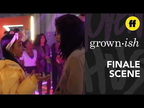 grown-ish Season 2 Finale | Zoey & Luca Are So Not Fine | Freeform