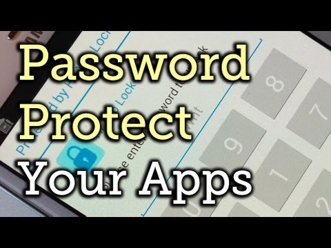 Video of AppLock (HI AppLock Pro key)