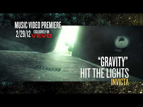Hit The Lights - Gravity (Teaser)