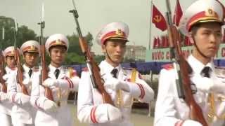 Lễ viếng cấp Nhà nước nhân Ngày sinh nhật Bác 19/5/2014