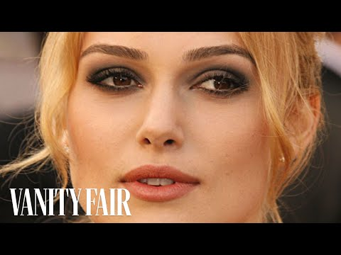 Keira Knightley - The Secrets to Her Unique Fashion & Style on Vanity Fair Hollywood Style Star