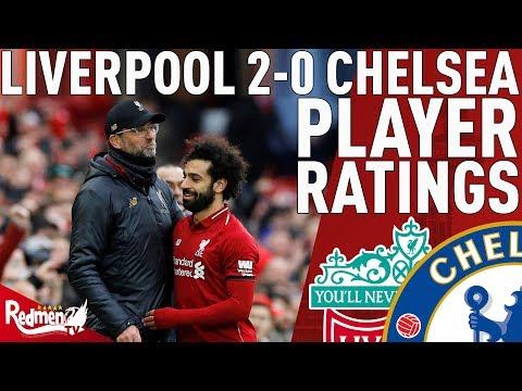 Wow. Mohamed Salah... | Liverpool V Chelsea 2-0 | Player Ratings
