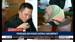 """Video (Full) Sidang Perdana, Jaksa Bacakan """"Dosa-dosa"""" Ratna Sarumpaet dan Sebut Nama Prabowo & Amien Rais MP3, 3GP, MP4, WEBM, AVI, FLV Juni 2019"""