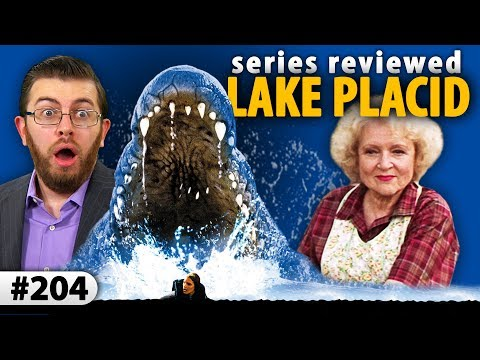 LAKE PLACID Series -- All Five Films Reviewed (видео)